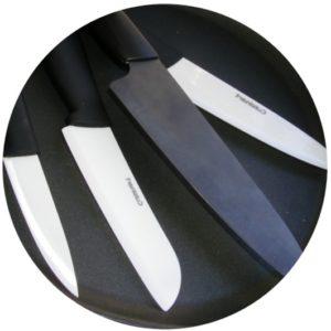Cuchillos ceramica