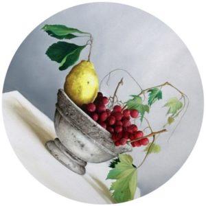 fruteros ceramica