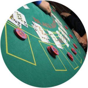 fichas poker ceramica