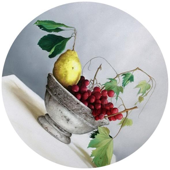 fruteros de ceramica