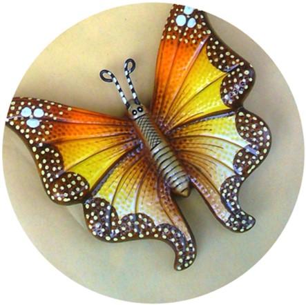 venta de mariposas de ceramica