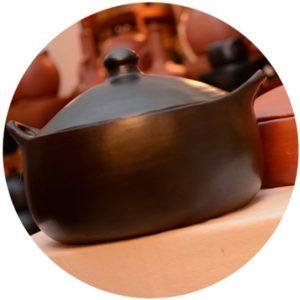 Olla ceramica