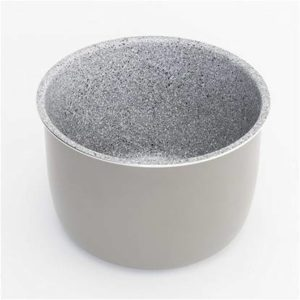 Cubeta olla cerámica antiadherente tricapa